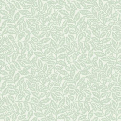 M1179 Crown Ash Branch Floral Light Moss Wallpaper