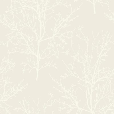 Uk11500 Pear Tree Glass Bead Tree design Metallic Pearl Wallpaper