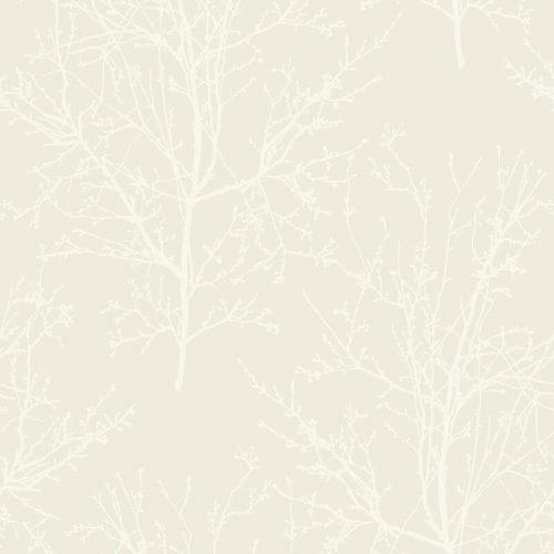 Uk11500 Pear Tree Glass Bead Tree design Metallic Pearl Wallpaper