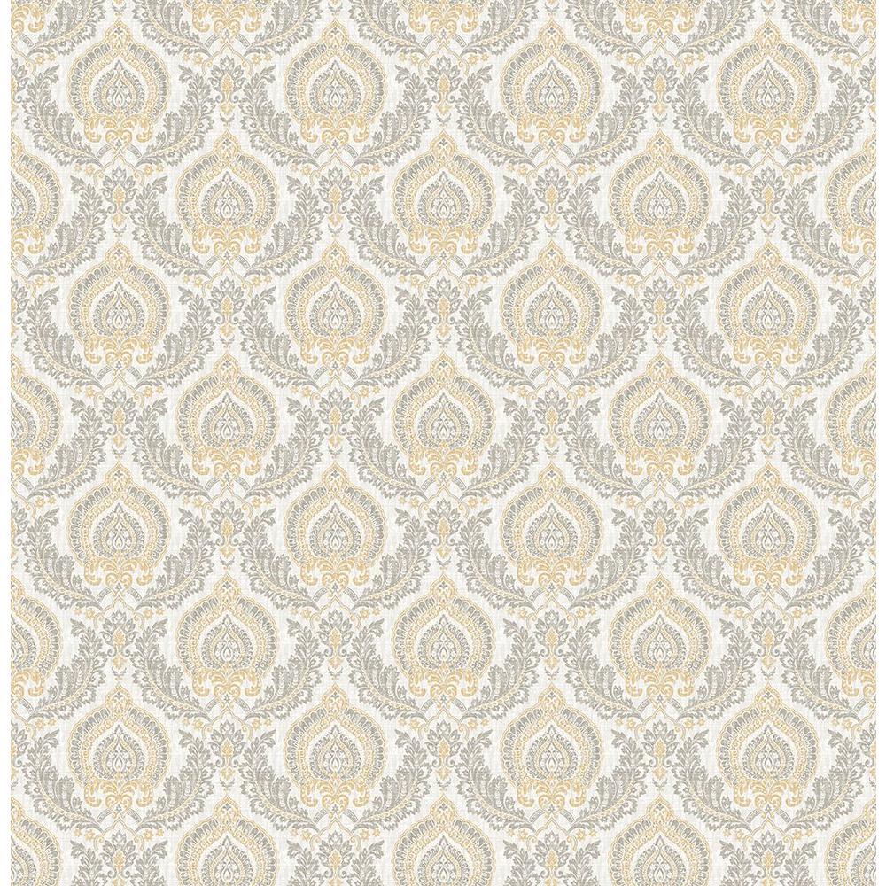 2657 22232 Honey Lulu Ami Charming Street Prints Wallpaper