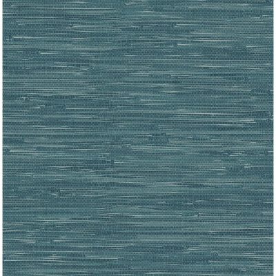2657 22265 Teal Natalie Ami Charming Street Prints Wallpaper