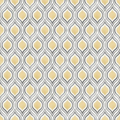2702 22716 Plume Honey Watercolor Mirabelle Street Prints Wallpaper