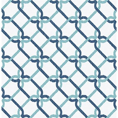 2702 22721 Palladian Turquoise Links Mirabelle Street Prints Wallpaper