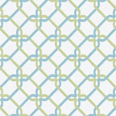 2702 22724 Palladian Teal Links Mirabelle Street Prints Wallpaper