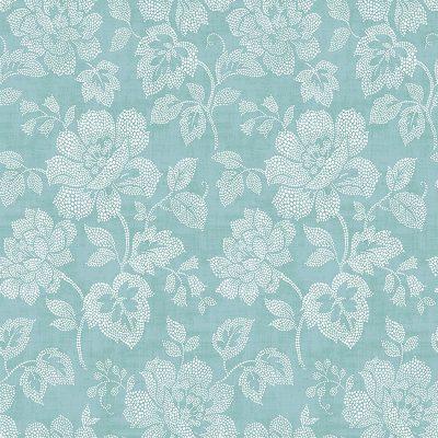 2702 22735 Tivoli Turquoise Floral Mirabelle Street Prints Wallpaper