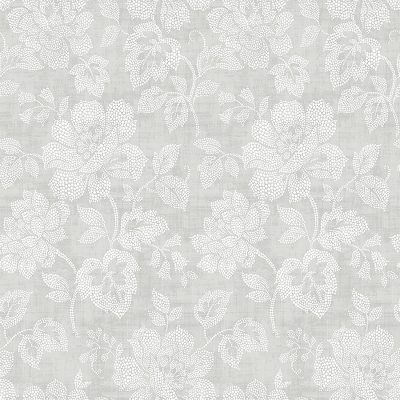 2702 22736 Tivoli Grey Floral Mirabelle Street Prints Wallpaper