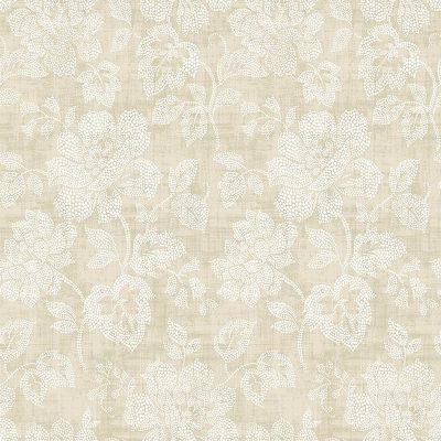 2702 22737 Tivoli Taupe Floral Mirabelle Street Prints Wallpaper