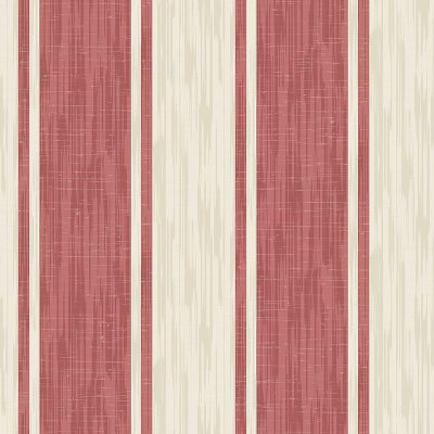 2702 22751 Ryoan Red Stripes Mirabelle Street Prints Wallpaper