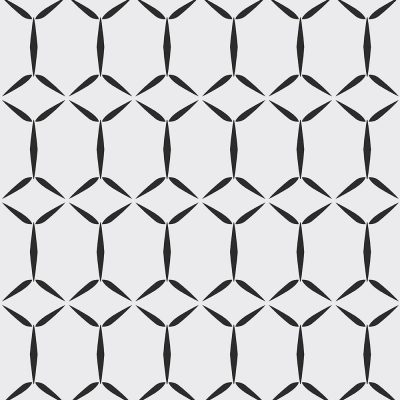 FD23856 White Geometric Eclipse Street Prints Wallpaper Collections