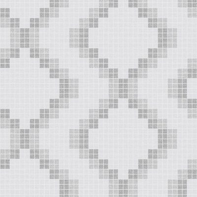 FD23863 Grey Mosaic Eclipse Street Prints Wallpaper Collections