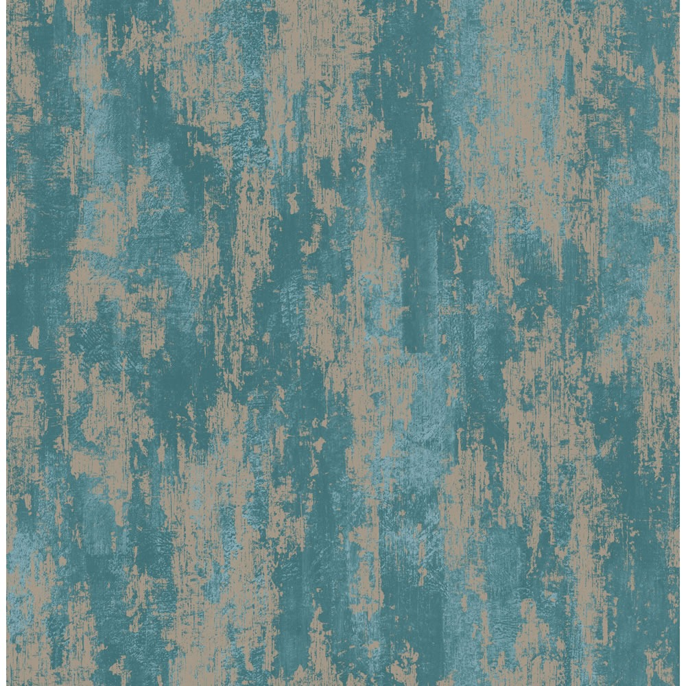 The Texture Of Teal And Turquoise: Teal Industrial Texture