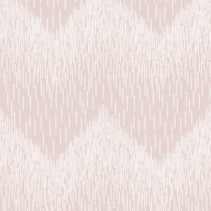 Blush Pink Fragment Glitter Chevron 65411