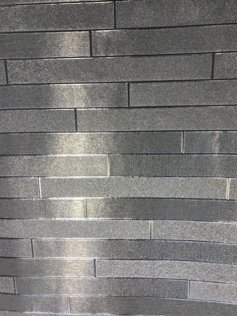 Foil Slate Wallpaper Silver Arthouse 294600 Wallpaper Sales