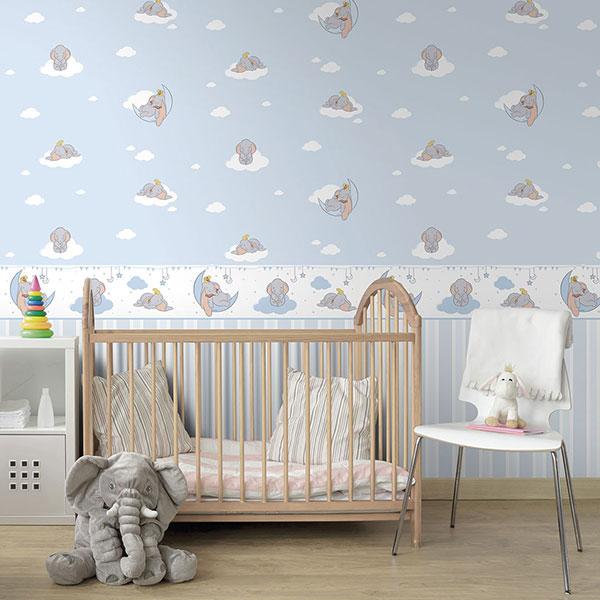 Du3020 2 Magical Kingdom Dumbo Wallpaper
