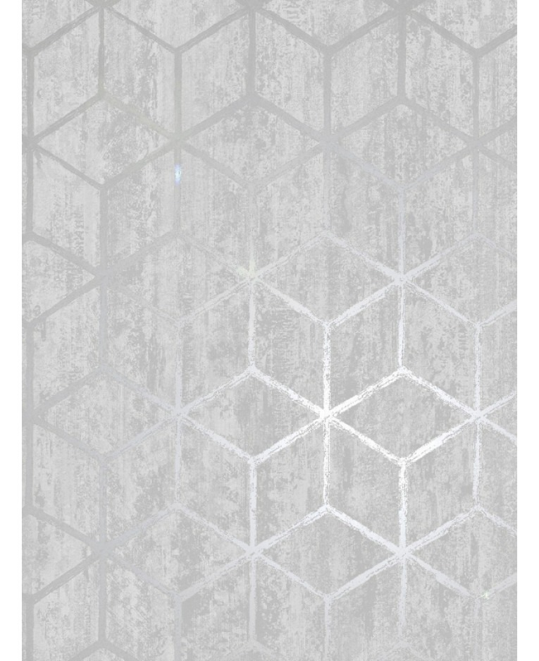 Rochester Cube Geometric Wallpaper Sales