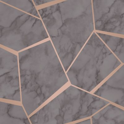 Fractal Geometric Marble Wallpaper