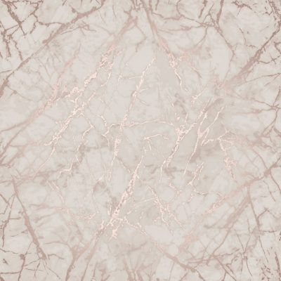 Metallic Marble Wallpaper Rose Gold Fine Decor FD42268