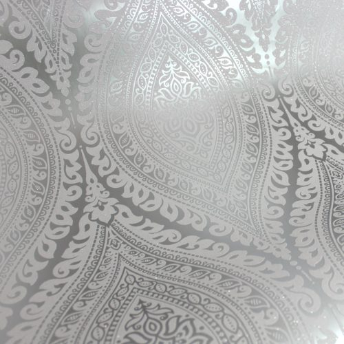 Silver Kismet Wave Glitter A17703