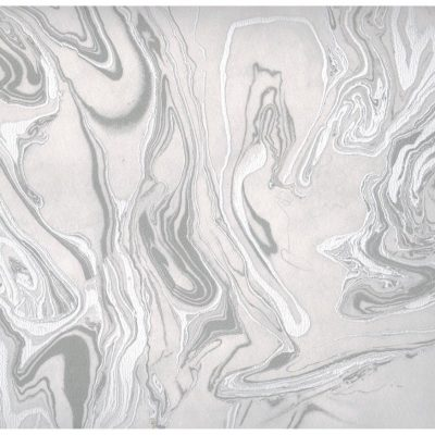 Marble Wallpaper Pearl Silver FD24458