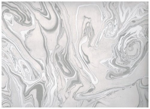 Marble Wallpaper Pearl Silver FD24458