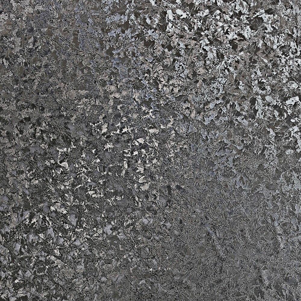 arthouse velvet crush gunmetal foil metallic wallpaper 294305