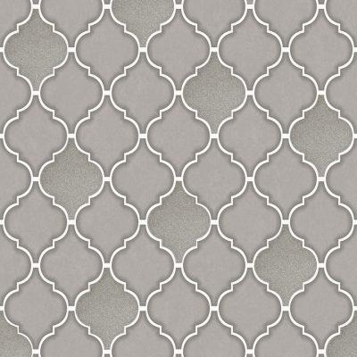 Trellis Tile Charcoal 89311