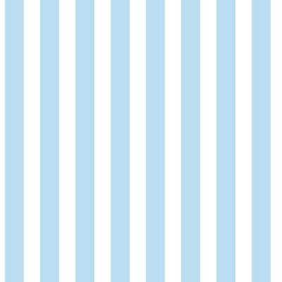 Light Blue Stripe Wallpaper Galerie Just 4 Kids G56025