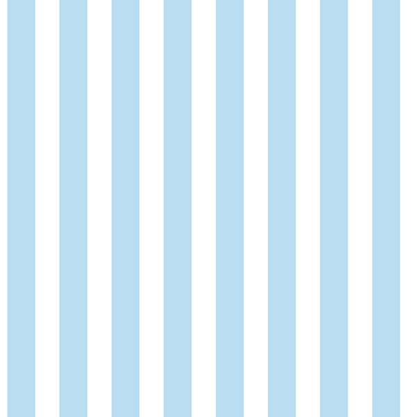 Light Blue Stripe Wallpaper Galerie Just 4 Kids G56025 Wallpaper