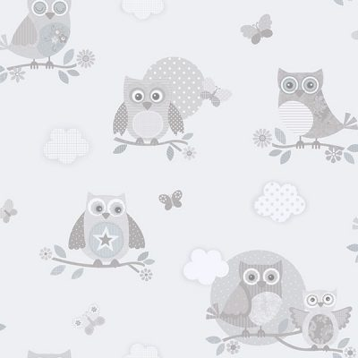 Owl Wallpaper Galerie Just 4 Kids G56503