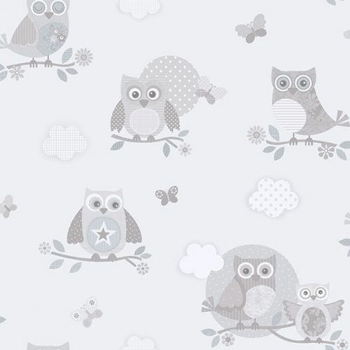 Owl Wallpaper Galerie Just 4 Kids G56503
