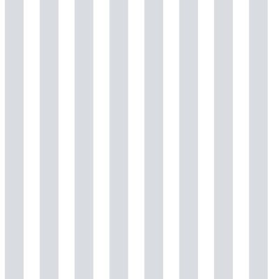 Mid Grey Stripe Wallpaper Galerie Just 4 Kids G56517