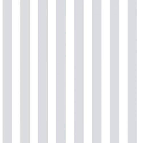 Mid Grey Stripe Wallpaper Galerie Just 4 Kids G56517
