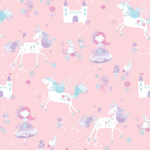 Unicorn Fairy Wallpaper Galerie Just 4 Kids G56523