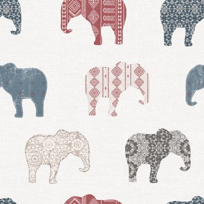 Elephant Wallpaper Galerie Just 4 Kids G56526