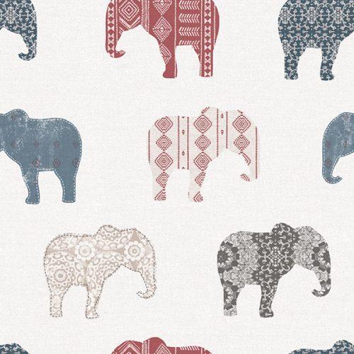 Elephant Wallpaper Galerie Just 4 Kids G56526
