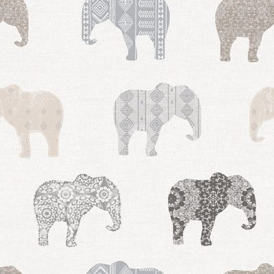 Elephant Wallpaper Galerie Just 4 Kids G56527