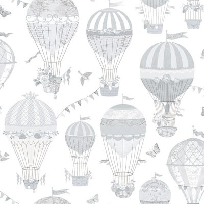 Hot Air Balloon Wallpaper Galerie Just 4 Kids G56542
