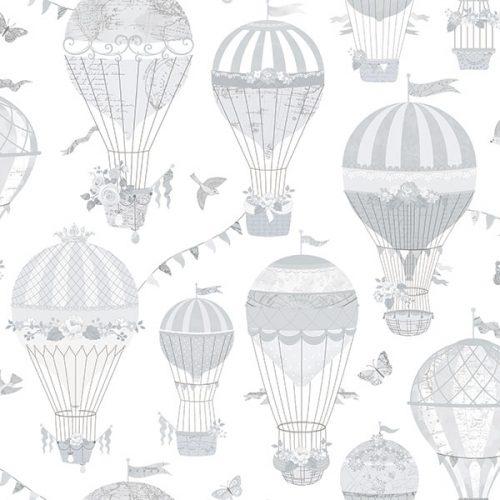Hot Air Balloon Wallpaper Galerie Just 4 Kids G56542