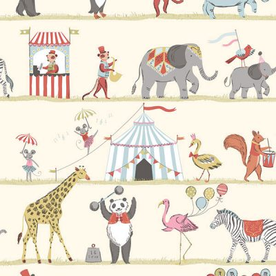 Circus Theme Wallpaper Galerie Just 4 Kids G56545