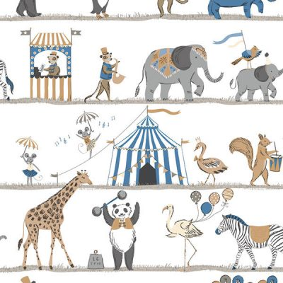 Circus Theme Wallpaper Galerie Just 4 Kids G56546
