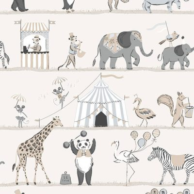 Circus Theme Wallpaper Galerie Just 4 Kids G56547