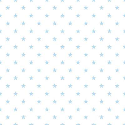 Mini Blue Star Wallpaper Galerie Just 4 Kids G56550