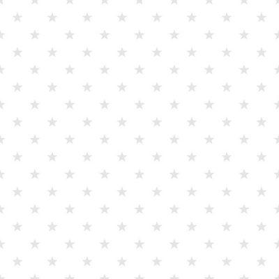 Mini Grey Star Wallpaper Galerie Just 4 Kids G56551
