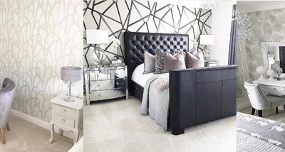 Designer Wallpapers Makeover @Home_Sweet_Home_46