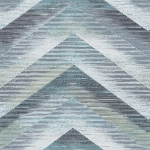 35721 Teal Chevron Minerals Wallpaper By Holden Décor