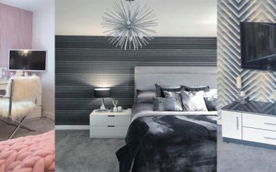 Our Montreux Home Makeover With Designer Wallpapersales!