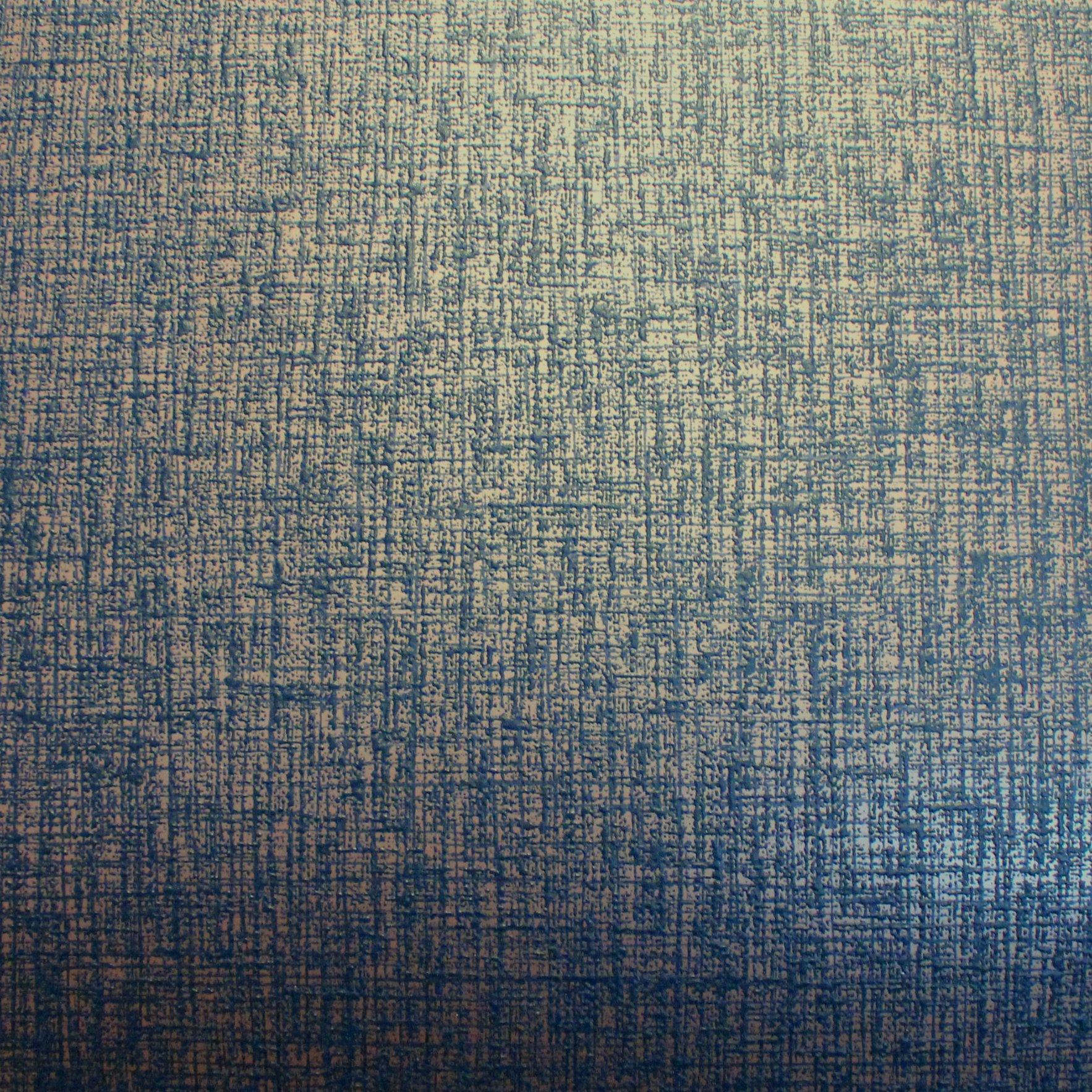 Kashmir Texture Navygold Arthouse Luxe 910304 Wallpaper