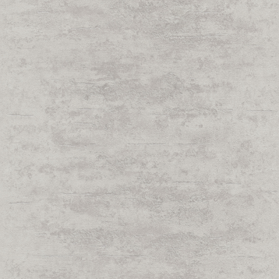 Orion Concrete Industrial Stone Distressed Metallic Silver Grey Wallpaper