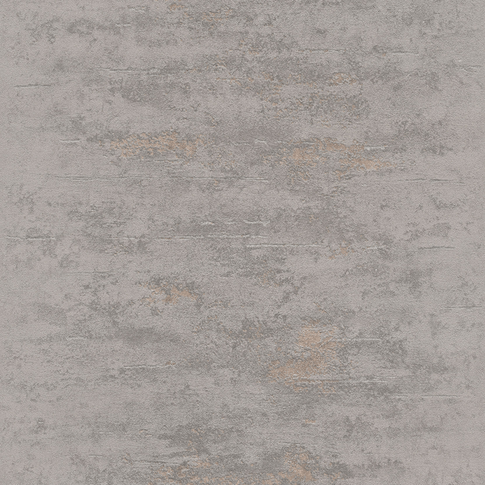 Orion Concrete Industrial Stone Distressed Metallic Rose