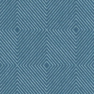 Blue Metropolitan Stories Geometric 36926-4